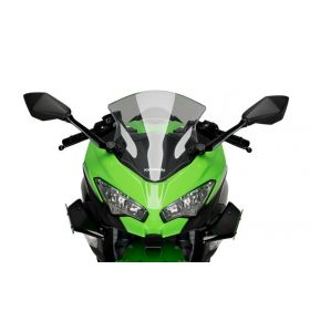 Puig Downforce Spoilers/Winglets Kawasaki Ninja 400 (18-)