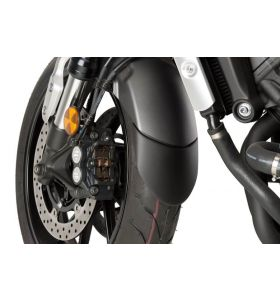 Puig Voorspatbord Verlenger Zwart Puig Kawasaki Z900RS (18-)