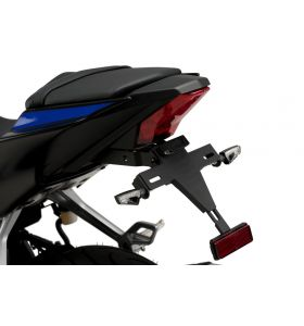 Puig Kentekenplaathouder Zwart Yamaha YZF-R125 (19-)