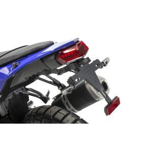 Puig Kentekenplaathouder Zwart Yamaha X-Max 125/250/400 (13-)