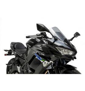 Puig Downforce Spoilers/Winglets Kawasaki Ninja 650 (20-)