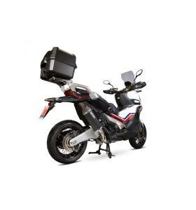 Scorpion Serket Uitlaat zwart Honda X-ADV 750 (17-19)