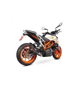 Scorpion Serket Taper Uitlaat Carbon KTM Duke 390 (17-19)