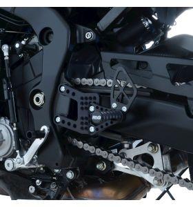 R&G RSET32BK Rem & Schakel Set Zwart Suzuki GSX-R1000 17- / GSX-R1000R 17-