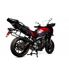 Scorpion Serket Taper Uitlaat Titanium Yamaha Tracer 900 (GT) (15-19)