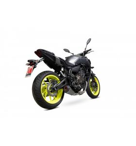 Scorpion Taper Uitlaatsysteem DE-CAT Yamaha MT-07 (14-)