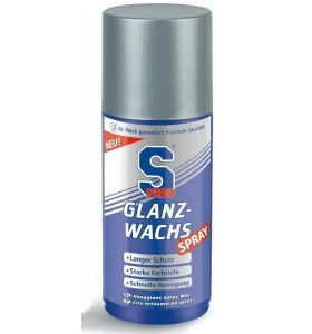 S100 Glans Wax Spray 250ml