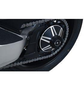 R&G SBP0009BK Achteras Afdekplaat Zwart Honda CB1000R 18- / CB1000R+ 18-