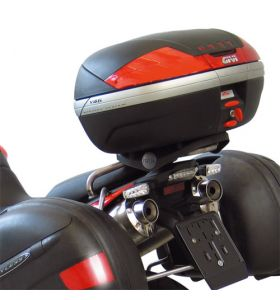 GIVI SR79 Topkofferrek Monokey Aprilia Pegaso 650 Strada (05-11)