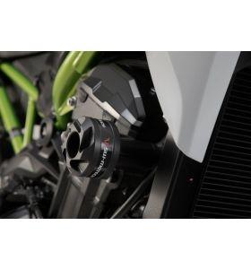 SW-Motech Voorvork Sliders Zwart Kawasaki Z900 / RS (16-)