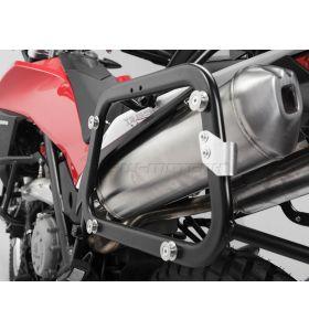 SW-Motech Koffersysteem Trax Adventure Zilver 45/45L Husqvarna TR650 Terra/Strada