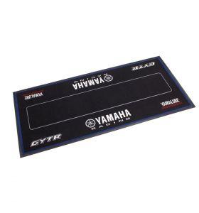 Yamaha Pitmat Yamaha Racing Zwart