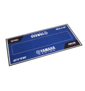 Yamaha Pitmat Yamaha Racing Blauw
