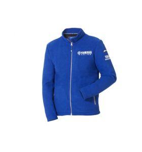 Yamaha Paddock Blue Fleecejack voor Heren blue