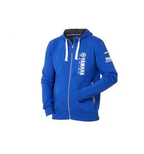 Yamaha Paddock Blue Herenhoodie blue