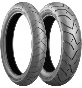 Bridgestone 120/70 ZR17 A40 G (58W)