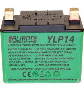 Aliant Accu YPL14 Lithium