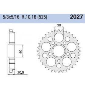 Chiaravalli Tandwiel Achter 2027/THF-43