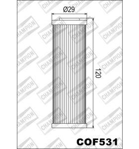 Champion Oliefilter COF531