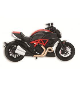 Ducati Schaalmodel Diavel Carbon 1:18
