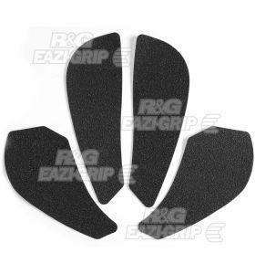 R&G RAD0117RACINGTI Radiateurbeschermer Licht Titanium Ducati 899/959/1199/1299 (12-)