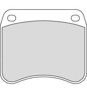 Ferodo Remblokken CPRO Ceramic FDB342CPRO