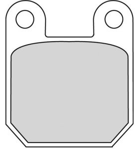 Ferodo Remblokken sinter FRP405SG