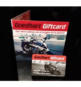 Goedhart Giftcard / Cadeaubon / Kadobon