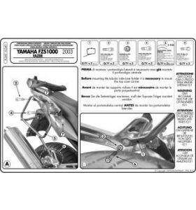 GIVI PL349 Zijkofferrek Monokey Yamaha FZS 1000 Fazer (03-05)