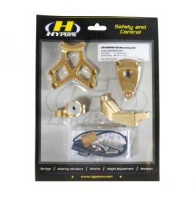 Hyperpro Stuurdemper Bevestigingskit 68MM