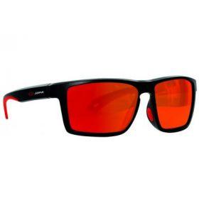 Jopa Zonnebril V200 Zwart/Rood