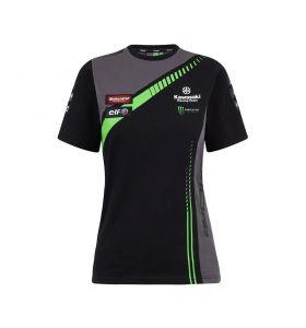 Kawasaki KRT WORLDSBK T-Shirt Dames