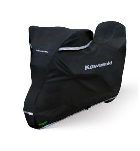 Kawasaki Premium Outdoor Cover XL Koffer
