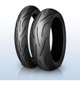 Michelin 120/70 ZR17 & 180/55 ZR17 PILOT POWER PROMO SET
