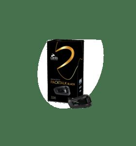 Cardo Scala Rider Packtalk Bold JBL Black Edition