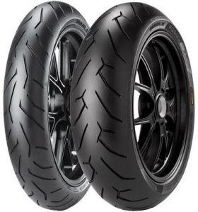 Pirelli 120/60 ZR17 DIABLO ROSSO II (55W)