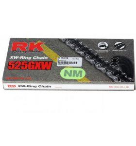 RK Ketting XW-Ring Groen NM525GXW 114