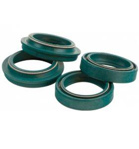 SKF Voorvorkkeerring en Stofkap 50X63.3X11 Groen
