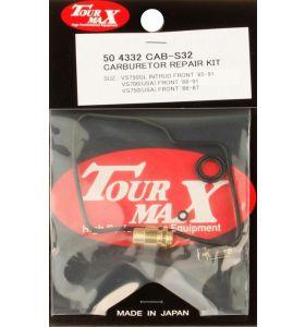 Tourmax Carburateur Revisie Set CABS32