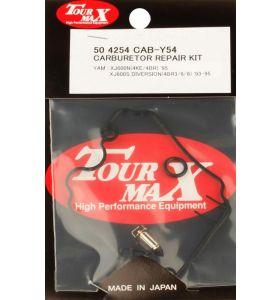 Tourmax Carburateur Revisie Set CABY54
