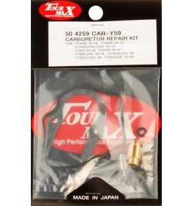 Tourmax Carburateur Revisie Set CABY59