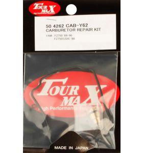 Tourmax Carburateur Revisie Set CABY62