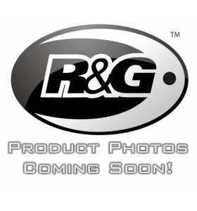 R&G EH0065BKA Uitlaatsteun Kit Zwart BMW R1200RS 15- / R1200R 15-