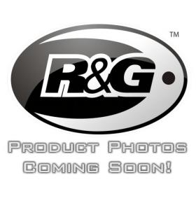 R&G EH0093BKA Uitlaatsteun Zwart Honda CB500X 19- / CB400X 19-