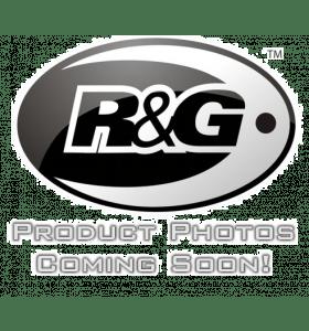 R&G OCG0025RACINGTI Oliekoelerbeschermer Zilver Aprilia V4 TUONO 1100/ RSV4