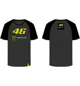 VR46 T-Shirt Monster Dual