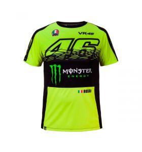 VR46 T-Shirt Monster Replica Rossi