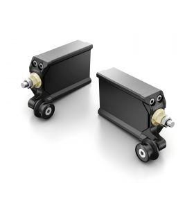 Yamaha Billet Kettingspanners / Bobbins Titanium MT-07 (14-)