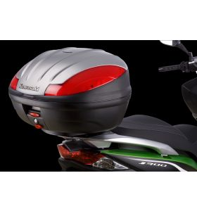 Kawasaki Topkoffer Cover Groen J 125/300