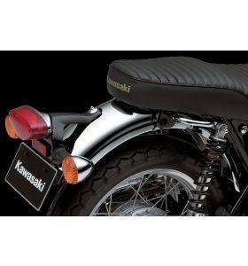 Kawasaki Spatbord Achter Chroom W 800 (12-)